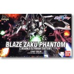 1/144 HG ZGMF-1001/M Blaze Zaku Phantom Dearka Elthman Custom