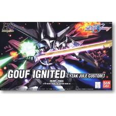1/144 HG ZGMF-2000 Yzak Jule Custom Gouf Ignited