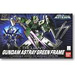 1/144 HGseed Gundam Astray Green Frame Trojan Noiret Custom