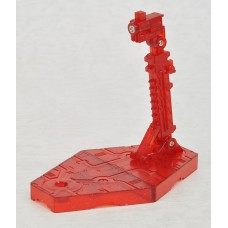 Action Base 2 Sparkle Clear Red
