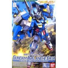1/100 GN-001/hs-A01 Gundam Avalanche Exia