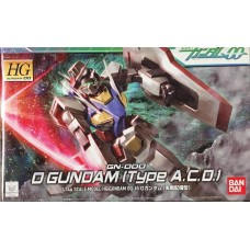 1/144 HGOO O Gundam (Type A.C.D.)