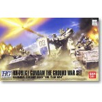 1/144 HGUC Gundam Ground Type The Ground War Set
