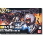 1/144 HGUC 114 RB-79 Ball Twin Set