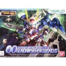 SD/BB OO Gundam Seven Sword/G