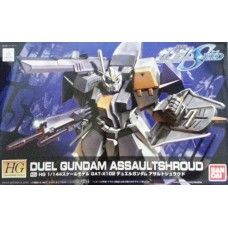 1/144 HGSeed R02 Duel Gundam Assaultshroud