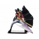 Figuarts Zero Dracule Mihawk -Battle Ver.- (PVC Figure)