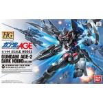 1/144 HGAGE Gundam AGE-2 Dark Hound
