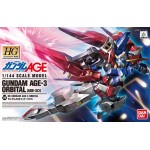 1/144 HGAGE Gundam AGE-3 Orbital