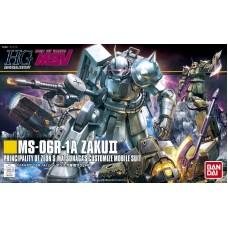1/144 HGUC 154 MS-06R-1A Shin Matsunaga`s Customize Zaku II