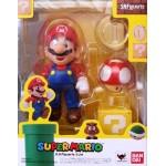 "S.H. Figuarts - Mario ""Super Mario Brothers"""