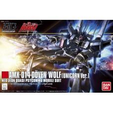 1/144 HGUC AMX-014 Doven Wolf (Unicorn Ver.)