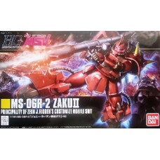 1/144 HGUC MS-06R-2 Zaku Johnny Ridden Custom