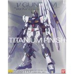 1/100 MG RX-93 Nu Gundam Ver.Ka Titanium Finish