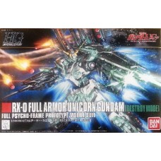 1/144 HGUC Full Armor Unicorn Gundam (Destroy Mode)