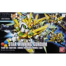 SD Star Winning Gundam