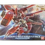 1/144 HGRG Gundam G-Self (Assault Pack Equipped)