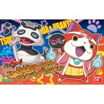 YO-KAI WATCH Nya-KB Cheering Stage Set Tsuchinoko Panda & Jibanyan