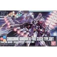1/144 HGBF Crossbone Gundam X1 Full Cloth TYPE.GBFT