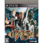 PS3: GLADIATOR VS (Z2) (JP)