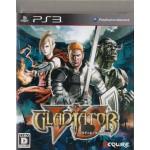PS3: GLADIATOR VS (Z2) (JP)
