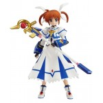 053 Figma Nanoha Takamachi: The Movie 1st  Ver.