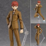 Figma No.278 Fate/stay Night (Unlimited Blade Works): Shirou Emiya