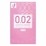 Okamoto 0.02EX Pink