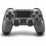 PS4: Dual Shock 4 [Steel Black]