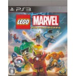 PS3: LEGO Marvel Super Heroes THE GAME (Z2)(JP)