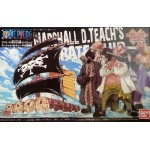 GRAND SHIP COLLECTION Marshall D. Teach Pirate Ship