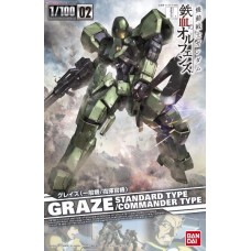 1/100 Graze (Standard Type/Commander Type)