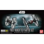 VEHICLE MODEL 004 FIRST ORDER TIE FIGHTER SET