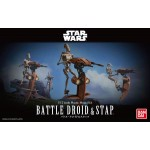 1/12 BATTLE DROID & STAP