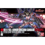 1/144 HGUC Full Armor Unicorn Gundam (Destroy Mode/Red Color Ver.)