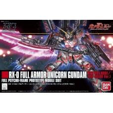 1/144 HGUC Full Armor Unicorn Gundam (Destroy Mode/Red Color Ver.)