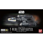 VEHICLE MODEL 005 Y-WING STARFIGHTER