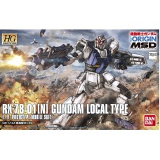 1/144 HG Local Type Gundam