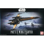 1/72 POE S X-WING FIGHTER