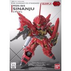 SD Gundam EX-Standard 013 SINANJU