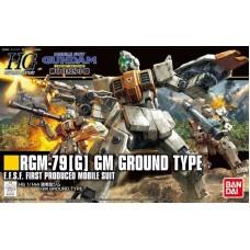 1/144 HGUC 202 GM Ground Type