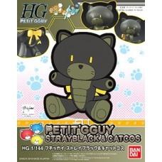1/144 HGPG Petitgguy Stray Black & Cat Costume