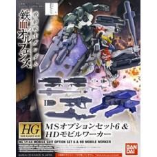 MS Option Set 6 & HD Mobile Worker