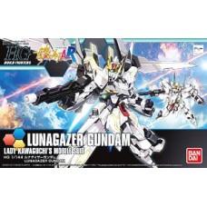 1/144 HGBF Luna Gazer Gundam