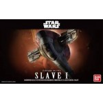 1/144 SLAVE I (JANGO FETT VER.)