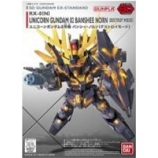 SD Gundam EX-Standard 015 Unicorn Gundam 02 Banshee Norn