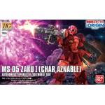 1/144 HGOrigin 015 Zaku I (Char Aznable`s)