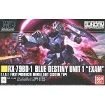 1/144 HGUC Blue Destiny Unit 1 `EXAM`