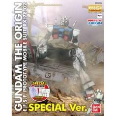1/100 MG RX-78-02 Gundam (Gundam the Origin Ver.) Special Ver.