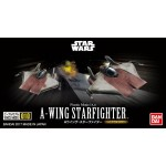 VEHICLE MODEL 010 A-WING STARFIGHTER